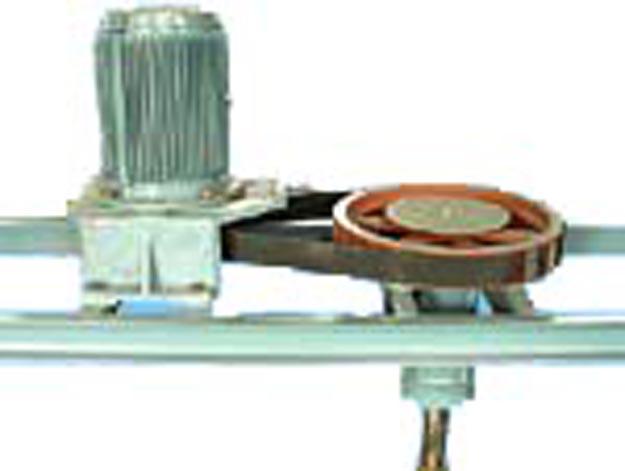 小型塔专用皮带减速器